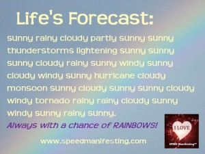 Life's Forecast: