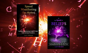 Manifesting Books by Lori Mitchell